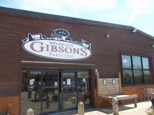 Nosh Gibsons Farm Shop Cafe